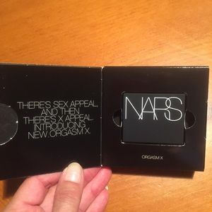 NARS Makeup - NARS Orgasm X Blush
